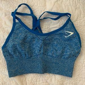 Gymshark seamless sports bras bundle